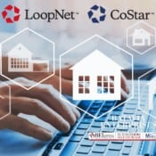 Loopnet and CoStar Commercial Real Estate Searches